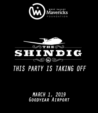 The Shindig Fly Away Party
