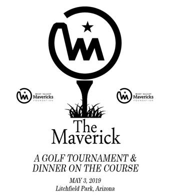 """The Maverick"" 6th Annual Charity Golf Tournament"