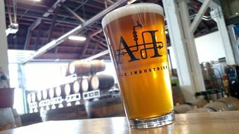 Ale Industries (Oakland) 10/7/18