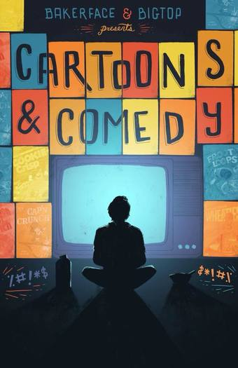 Cartoons & Comedy (6th Annual High Plains Comedy Festival)