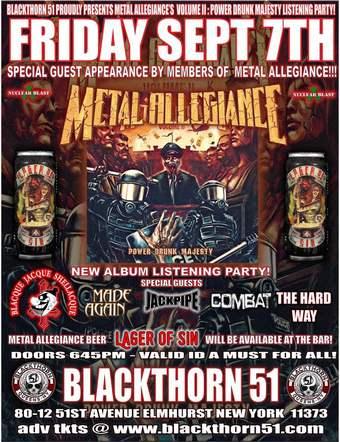 Metal Allegiance vol. 2