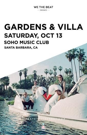 Gardens & Villa - Santa Barbara, CA
