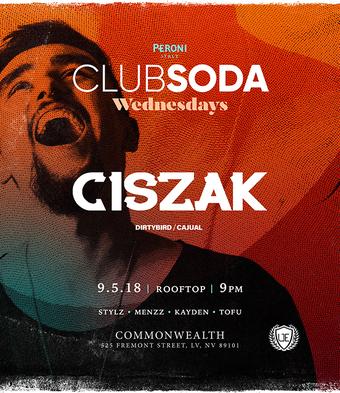 Club Soda with CISZAK (Dirtybird)