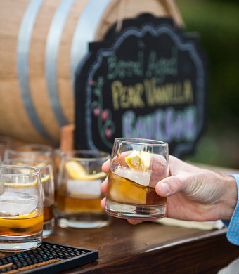 By The Barrel: Whiskey & Wine