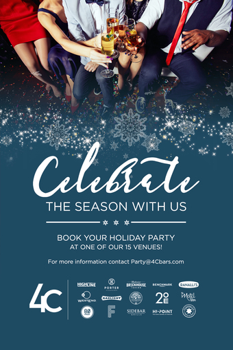 Let Ranalli's Host Your Holiday Party