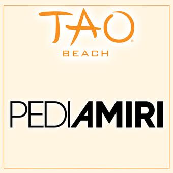 TAO Beach - Pedi Amiri