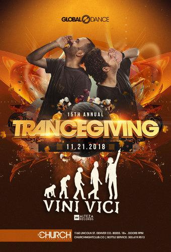 Trancegiving 2018: Vini Vici