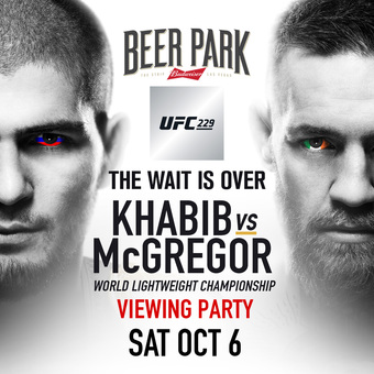 UFC 229 Viewing Party