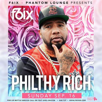 Live Performance by Philthy Rich