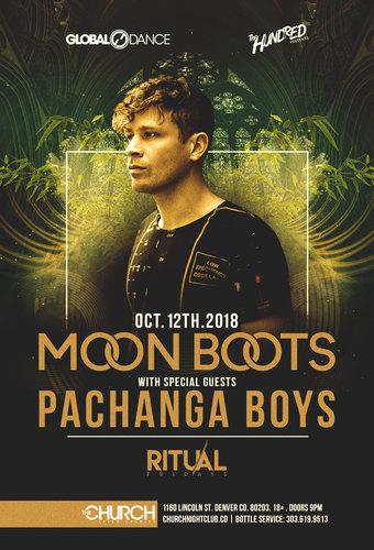 Moon Boots + Pachanga Boys