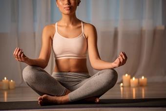 Candlelight Yoga Social