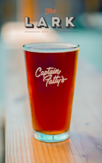 The Lark & Captain Fatty's Brew Dinner