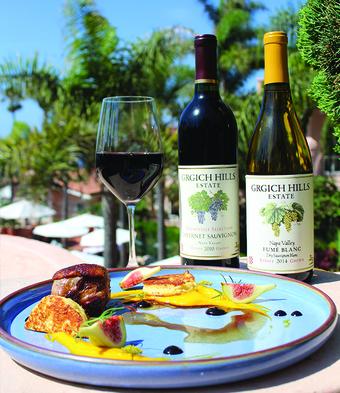 Wine Dinner Series featuring Grgich Hills