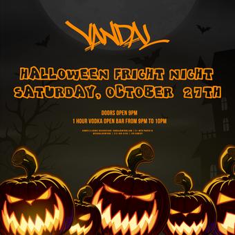 Vandal Halloween