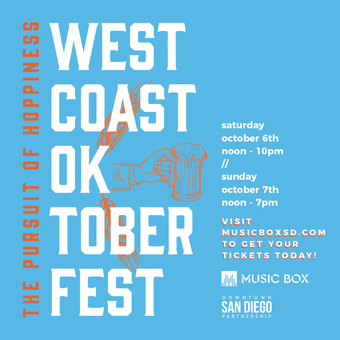 West Coast Oktoberfest - Sunday