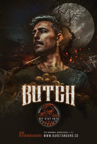 Halloween 2018: Butch