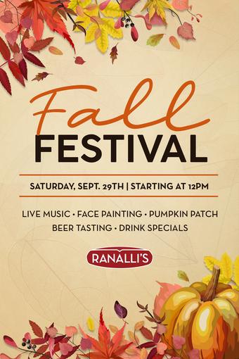 Ranalli's Fall Festival