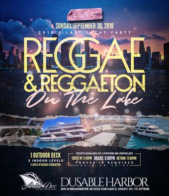 Reggae & Reggaeton on The Lake