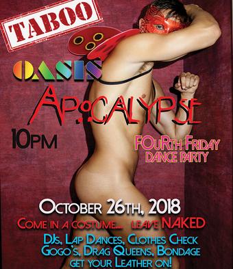Taboo Apocalypse