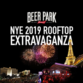 New Years Eve at Beer Park