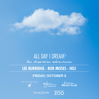 All Day I Dream with Bob Moses and Lee Burridge - Art of the Wild