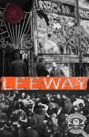 LEEWAY (Album Release show)