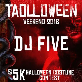 TAOlloween 2018 - DJ Five