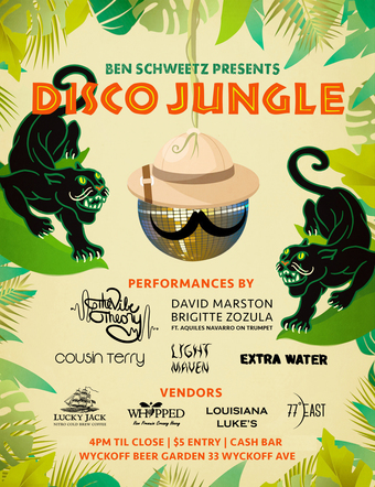 Disco Jungle