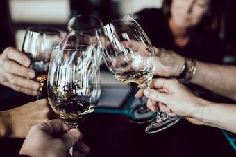 Alain Jaume & Fils Wine Tasting