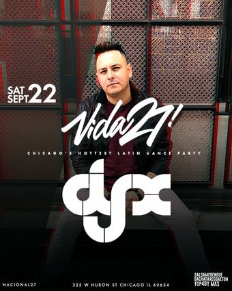 VIDA27-DJ-X