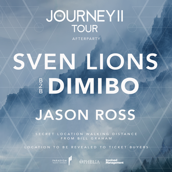 SEVEN LIONS: The Journey II After-Party (San Francisco, CA)