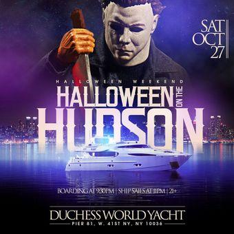 Halloween On The Hudson, Duchess Yacht