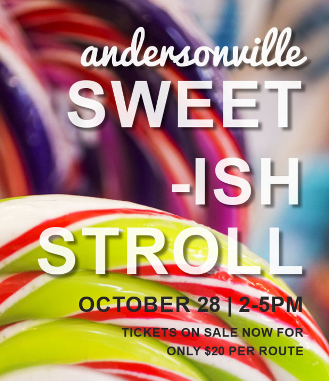 2018 Andersonville Sweetish Stroll