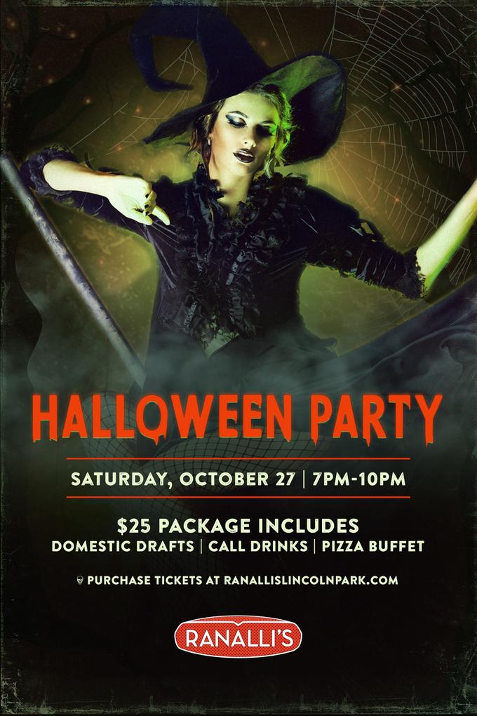 Ranalli's Halloween Party
