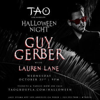 Halloween Night at TAO Los Angeles