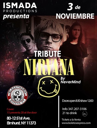 Nevermind (Tribute to Nirvana)