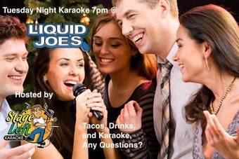 Tuesday Karaoke Night