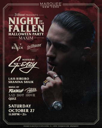 Night of the Fallen Hosted by G-Eazy