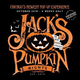Jack's- A Pumpkin Pop-Up Experience