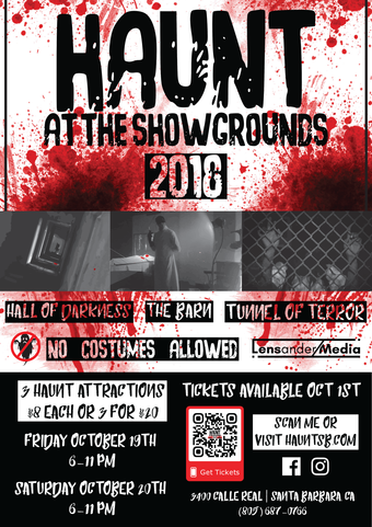 Haunt at the Showgrounds 2018
