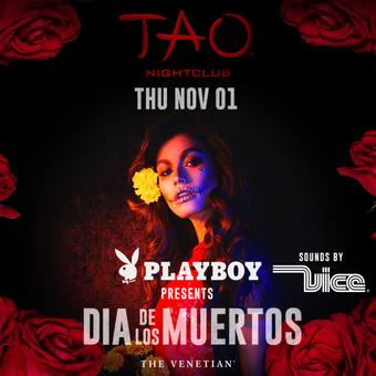 Playboy Presents: Dia De Los Muertos w/ DJ Vice