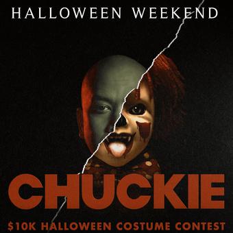 Halloween - DJ Chuckie