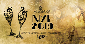 New Year's Eve 2019 at Candleroom
