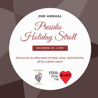 2nd Annual Presidio Holiday Stroll
