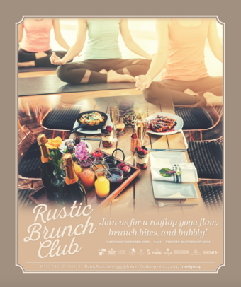 Rustic Brunch Club