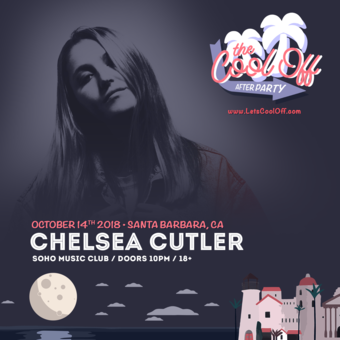 CHELSEA CUTLER @ SoHo Music Club (Santa Barbara, CA)