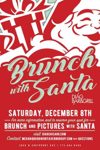 BRUNCH WITH SANTA 2018