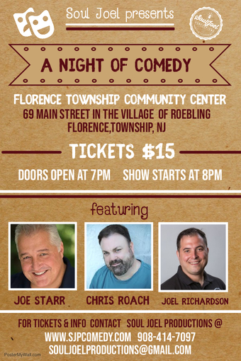 Florence: A Night of Comedy
