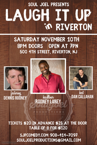 Laugh It UP in Riverton