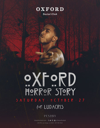 Oxford Horror Story featuring Ludacris